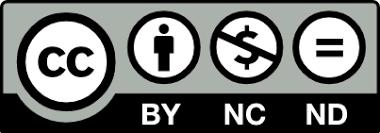 Creative Commons - Licencia de uso