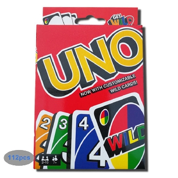 The new UNO You Nuo card board game