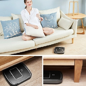 Pureatic Smart Mute Home Ultra-thin Bluetooth weeping Robot