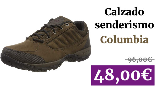Columbia Ruckel Ridge Plus Waterproof, Zapatos Impermeables de Senderismo para Hombre