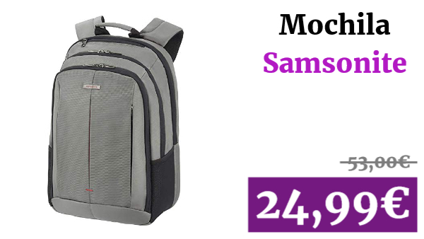 SAMSONITE x08 GUARDIT 2.0 Backpack M 1 Borsa UOMO ZAINO CM5/006