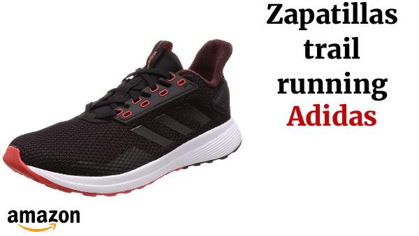 adidas Duramo 9. Zapatillas de Trail Running para Hombre