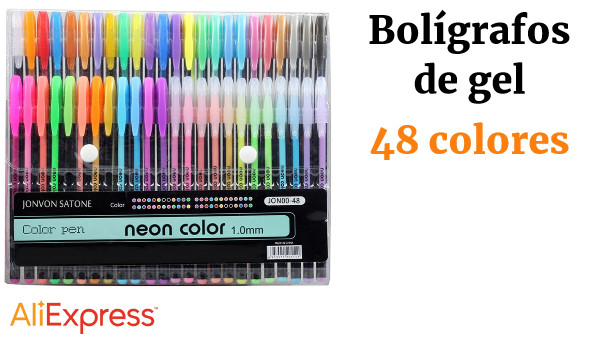 48 colors sketch pen marker painting drawing stationery color brush pen kawaii Art markers stationery crafts brush pens set Gift