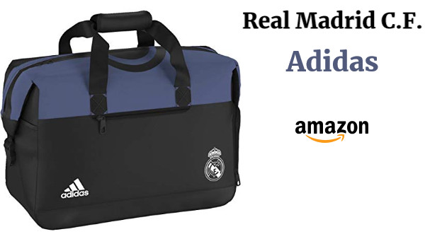 adidas Real Weekendbag Bolso, Unisex Adulto