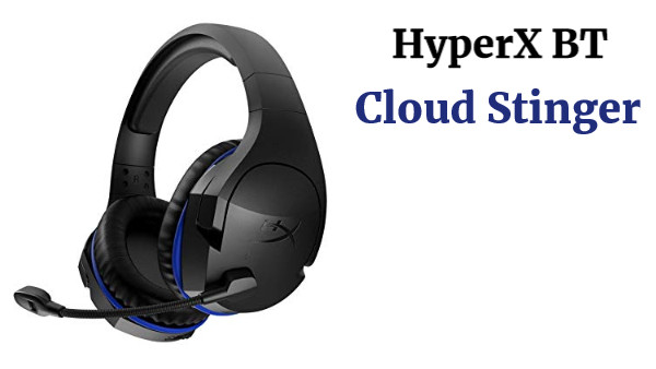 HyperX Cloud Stinger Bluetooth