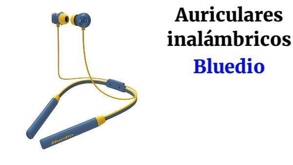 Turbina Bluetooth 4.2 Amarillo Bluedio TN Auriculares Deportivos inal/ámbricos Auriculares con cancelaci/ón de Ruido Activo aud/ífonos magn/éticos Resistentes al Sudor para Correr con micr/ófono