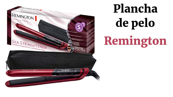 Remington Silk S9600 Planchas Pelo