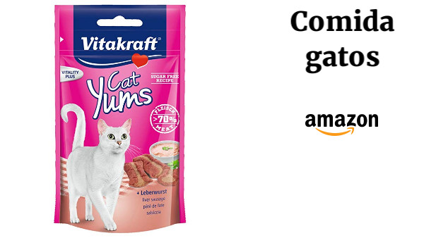 VITAKRAFT Cat YUMS Pate, 1 x 40 g