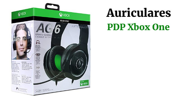 Auriculares PDP Xbox One