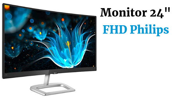 "Monitor 24"" FHD Philips"
