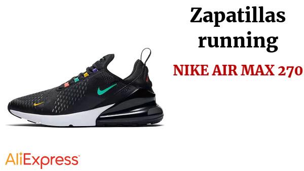 NIKE AIR MAX 270 zapatos para correr para hombre al aire