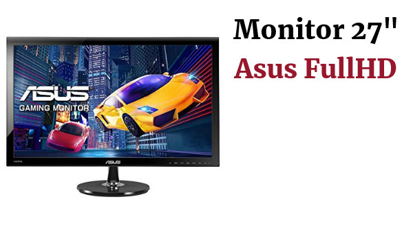 "Monitor Asus 27"" FHD"