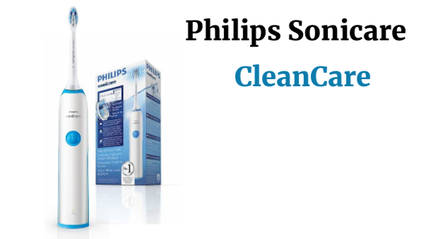Philips Sonicare CleanCare