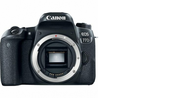 Canon EOS 77D DSLR Camera Black Body Only (Multi Language) Ship From EU Mejor