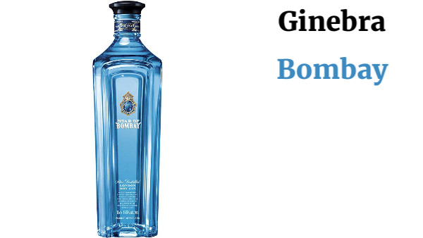 Bombay Star Gin - 700 ml