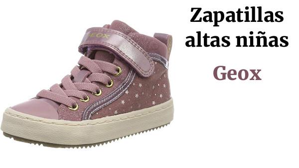 Geox J Kalispera Girl I Zapatillas Altas Ni/ñas
