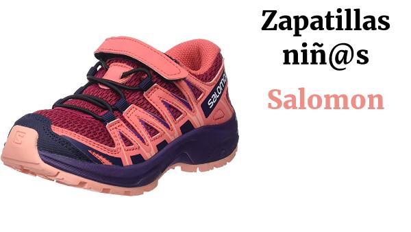 Roble abogado Útil  Salomon XA Pro 3D K, Zapatillas de Deporte para Niños - VaDeGangas