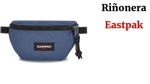 Eastpak Springer Riñonera Interior, 23 cm, 2 Liters, Azul (Humble Blue)