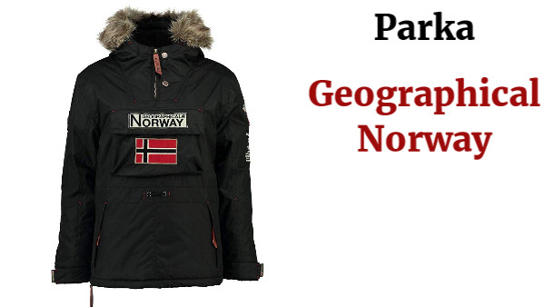 Geographical Norway Parka Hombre Boomerang A