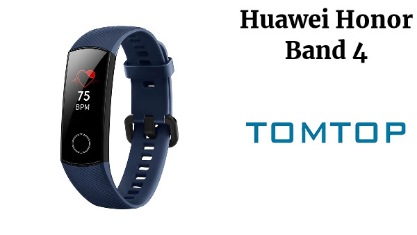 Huawei Honor Band 4 Standard Version Smart Wristband Color 0.95inch Bracelet