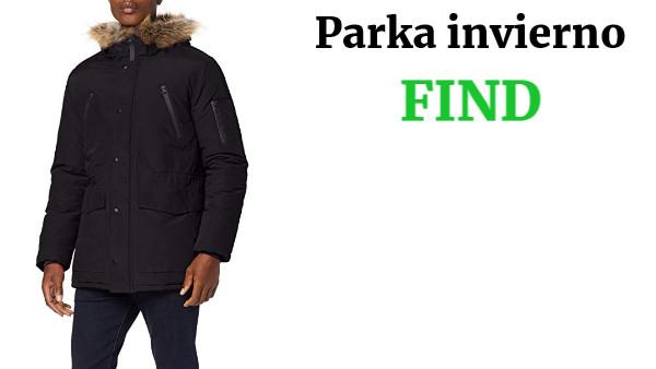 Parka Hombre find Marca