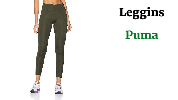 PUMA Always On Solid 7/8 Tight Mallas Deporte, Mujer