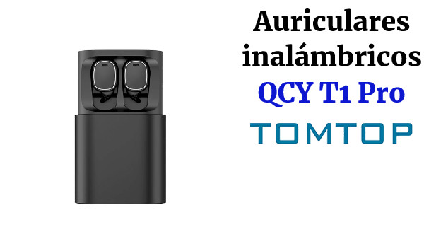 QCY T1 Pro TWS BT Wireless Earphone