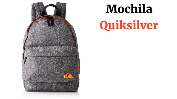 QUIKSILVER Small Everyday Edition-Mochila Mediana para Hombre
