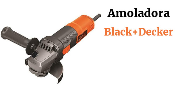Black+Decker Amoladora 900W