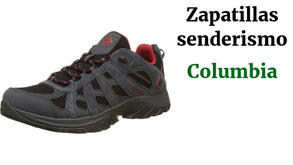 Columbia Canyon Point, Zapatillas de Senderismo para Hombre