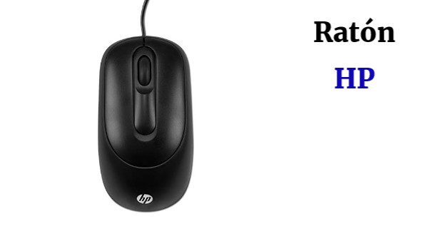 HP X900 Wired Mouse USB Óptico 1000DPI Ambidextro Negro - Ratón (Ambidextro, Óptico, USB, 1000 dpi, 70 g, Negro)