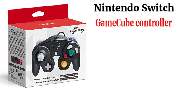 Nintendo - Game Cube Controller (Nintendo Switch)