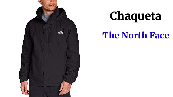The North Face Resolve Chaqueta, Hombre