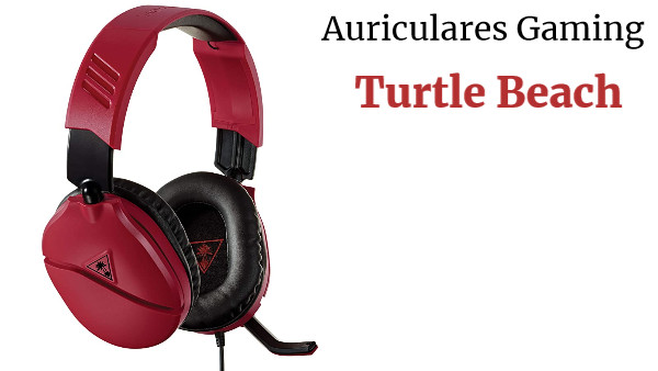 Auriculares Gaming Turtle Beach Recon 70N