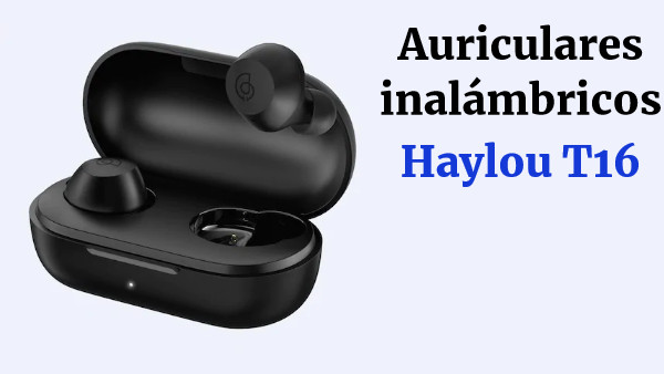 Global Version Haylou T16 Active Noise Canceling Headphones ANC TWS Wireless Bluetooth 5.0 Earphones Noise Cancellation From Xiaomi YouPin