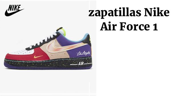 Cariñoso El propietario Retrato  Nike-zapatillas Nike Air Force 1 para hombre y mujer, originales, estilo  Low