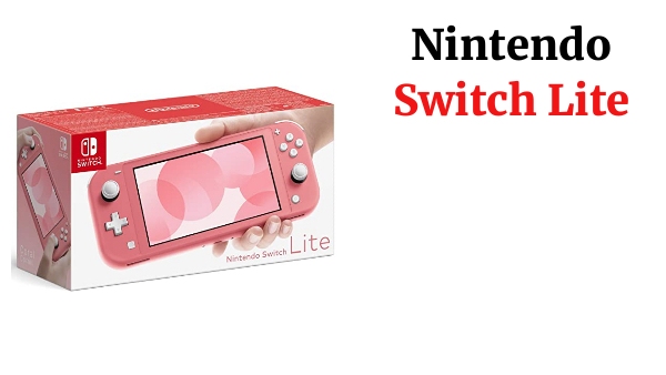 Nintendo Switch Lite - Consola Coral