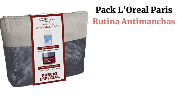 L'Oreal Paris Rutina Antimanchas Pack