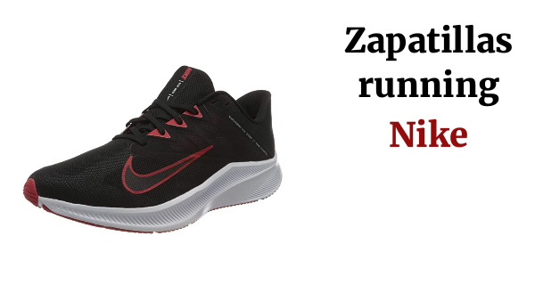 NIKE Quest 3, Running Shoe Hombre